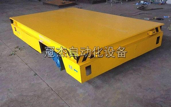 上海蓄电池电动平车