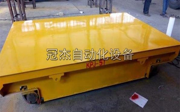 浙江KPC侧滑触线电动平车