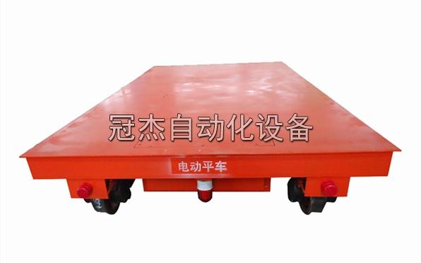 蓄电池电动轨道平车