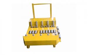 蓄电池配套手推车