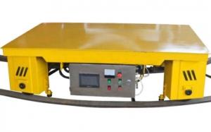 低压轨道电动平车